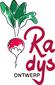 Radijs Ontwerp logo
