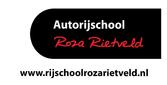 Rijschool Roza Rietveld logo