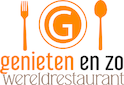 Wereldrestaurant Genieten en Zo logo