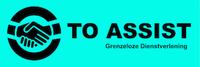 To Assist, Grenzeloze Dienstverlening logo
