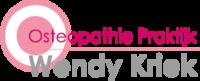 Osteopathie praktijk Wendy Kriek logo
