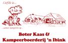 Boter en kaasboerderij 'n Ibink logo