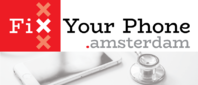 Fix Your Phone Amsterdam BV logo