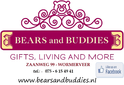 Bears and Buddies logo