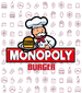 Monopoly Burger logo