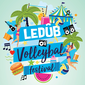 Ledûb Volleybal Festival logo