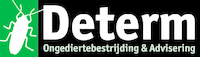 Determ Ongediertebestrijding logo