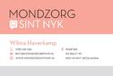Mondzorg Sint Nyk logo