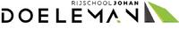 Rijschool Johan Doeleman logo