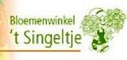 t Singeltje Bloemwinkel logo